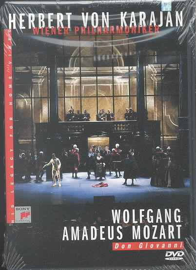 MOZART:DON GIOVANNI BY BATTLE,KATHLEEN (DVD)