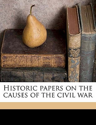 Causes of the Civil War Words